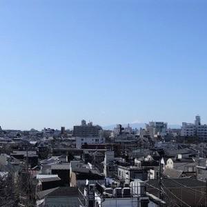 パークホームズ自由が丘(5階,1億4990万円)のお部屋からの眺望