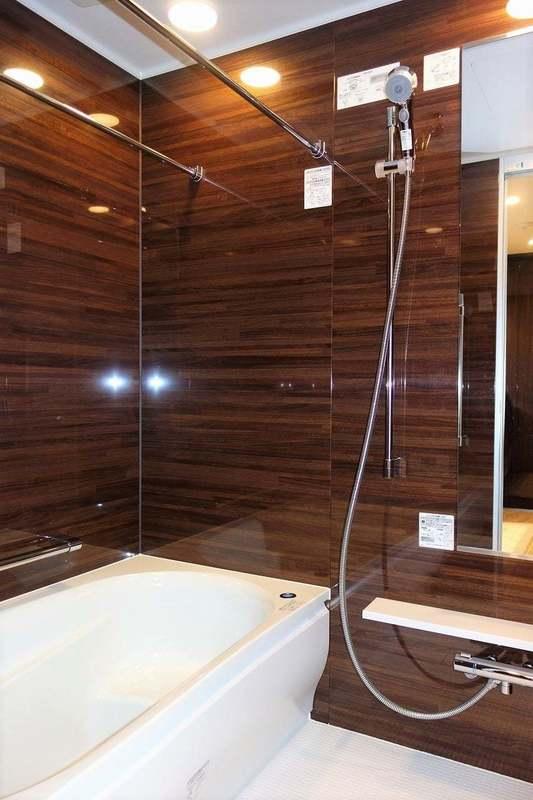 パークホームズ自由が丘1億4990万円の浴室・お風呂1枚目