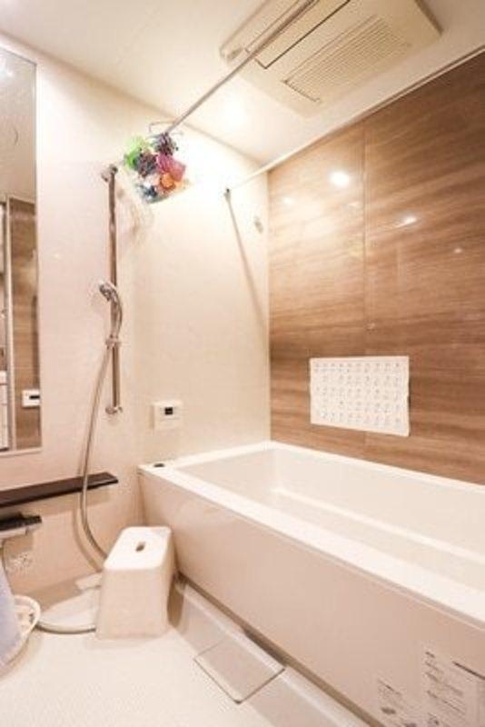 シティタワー上野池之端7150万円の浴室・お風呂1枚目