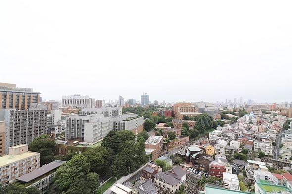 シティタワー上野池之端(19階,7150万円)1枚目