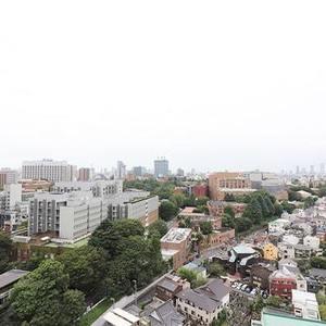 シティタワー上野池之端(19階,7150万円)のお部屋からの眺望