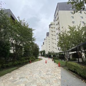 グローリオ蘆花公園の共用施設