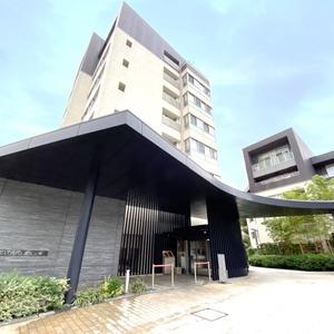 グローリオ蘆花公園のマンションの入口・エントランス