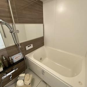 ライオンズマンション亀戸カナメビル(8階,)の浴室・お風呂
