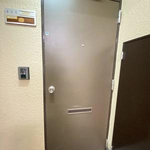 ライオンズマンション亀戸カナメビル(8階,)のフロア廊下(エレベーター降りてからお部屋まで)