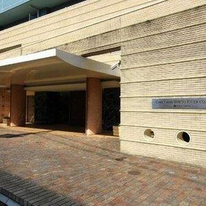 クレストフォルム東京リバーコーストのマンションの入口・エントランス