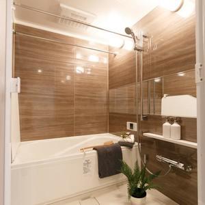 朝日マンション新中野(6階,7980万円)の浴室・お風呂