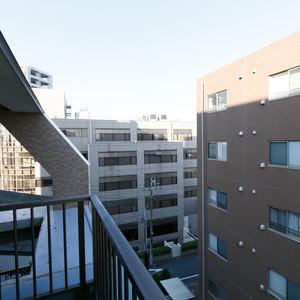 朝日マンション新中野(6階,7980万円)のお部屋からの眺望