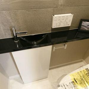 朝日マンション新中野(6階,7980万円)のトイレ