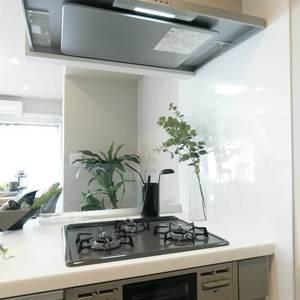 朝日マンション新中野(6階,7980万円)のキッチン
