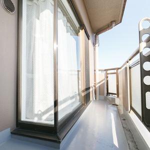 朝日マンション新中野(6階,7980万円)のバルコニー