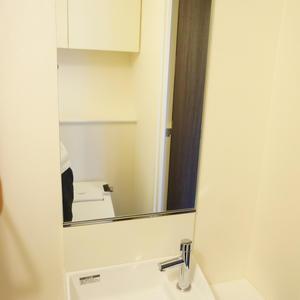 サンクタス銀座(2階,8800万円)のトイレ