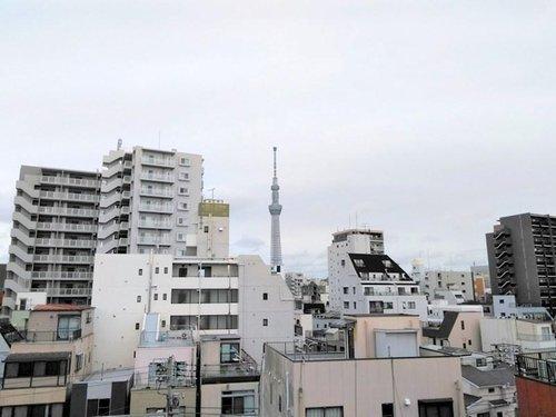 グラントレゾール浅草(6階,)1枚目