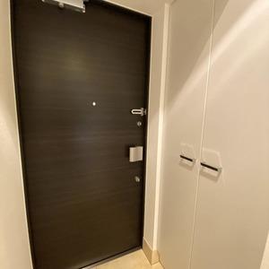 ランドステージ墨田ブライトスクエア(1階,)のお部屋の玄関
