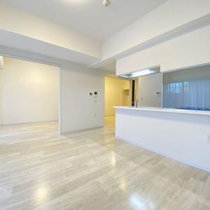 ランドステージ墨田ブライトスクエア(1階,)の居間(リビング・ダイニング・キッチン)