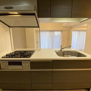 ランドステージ墨田ブライトスクエア(1階,)のキッチン