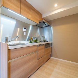 セザール上野毛ガーデン(4階,4480万円)のキッチン