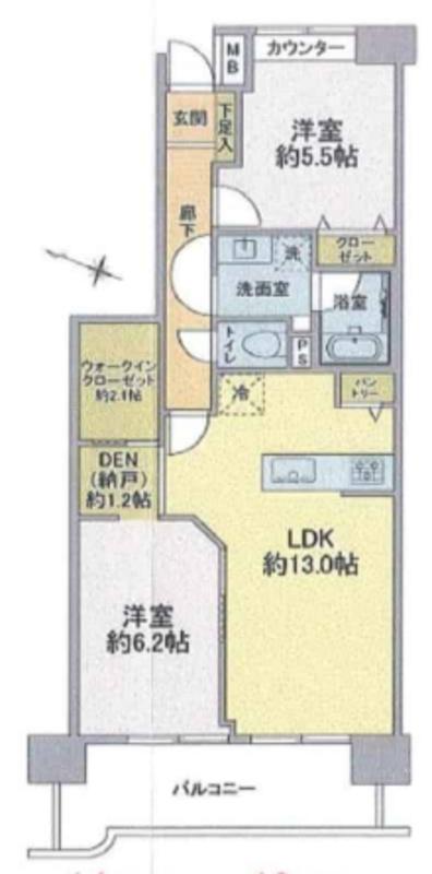 プリメール柳島4799万円