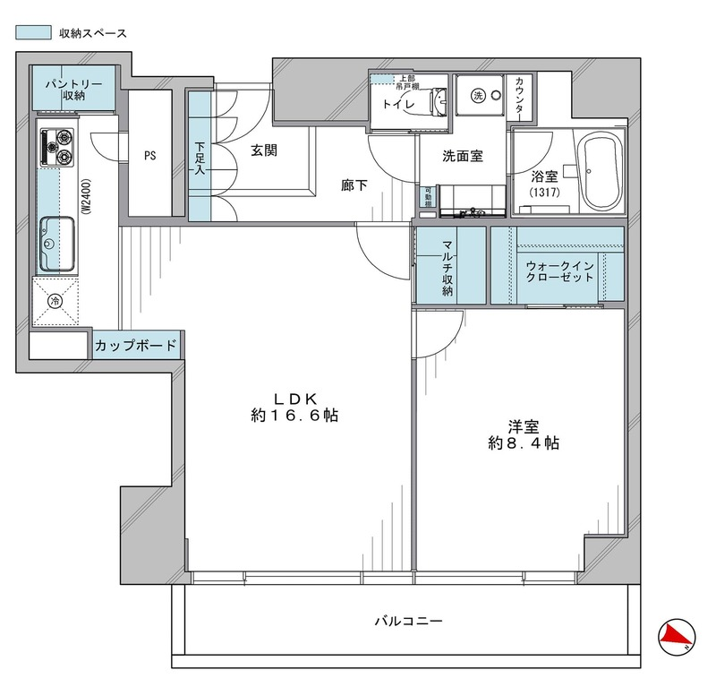 チュリス赤坂8980万円