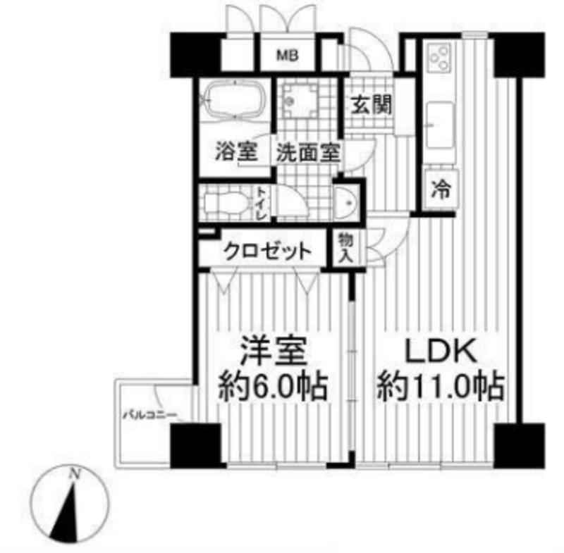 神田小川町ハイツ3999万円