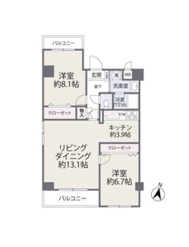 ステラレジデンス高円寺5980万円