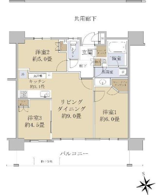 アーデル三ノ輪サウスフォート4180万円