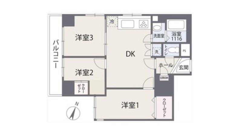 ワールドパレス第3武蔵小山4480万円
