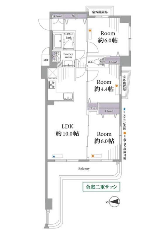 ハイシティ日暮里東4999万円