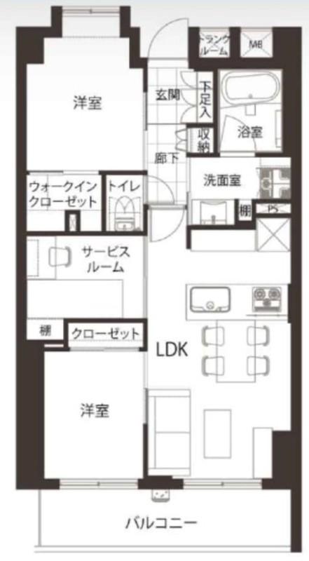 ジェイパーク渋谷神泉7980万円