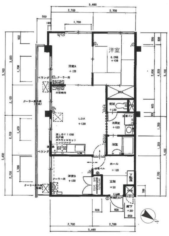サンパークマンション鶯谷3899万円